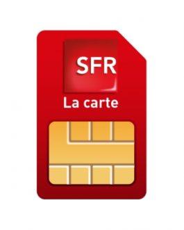 Carte Sim SFR